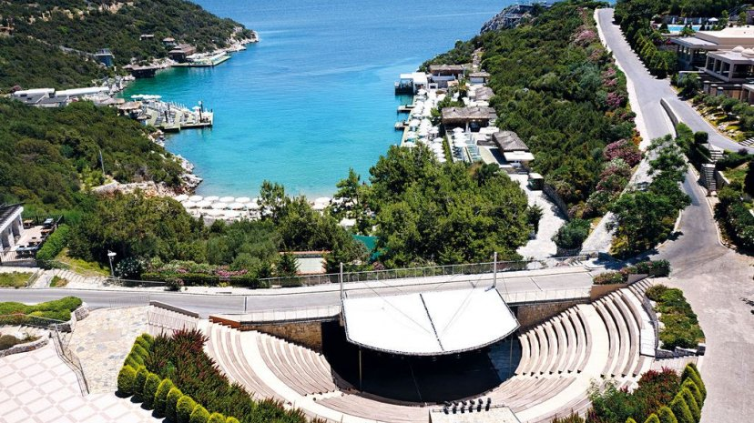 Hilton Bodrum Turkbuku Resort & Spa 5*